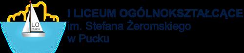 Strona I Liceum Ogólnokształcącego w Pucku